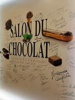 サロンドショコラ サイン