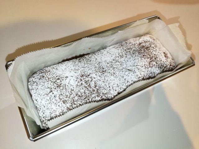 フォンダンショコラ パウンド型 ガナッシュ
